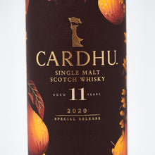 Load image into Gallery viewer, Cardhu 11 Year Old Special Release 2020