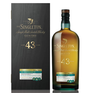 The Singleton of Glen Ord 43 Year Old