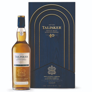 Talisker Bodega 40 Year Old