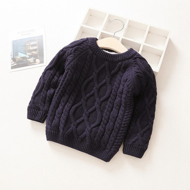 Thick Toddler Sweater