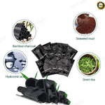 1Pcs Volcanic mud suction deep cleansing Black mask - Thebuyspot.com