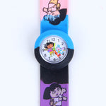 2D DORA CARTOON WATCH C1039 FOR KIDS