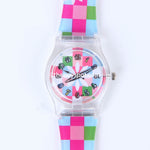 2D MULTI COLOR WATCH C1101 FOR KIDS