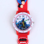 3D BATMAN CARTOON WATCH C1005 FOR KIDS