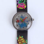 2D CARTOON FISH WATCH C1014 FOR KIDS