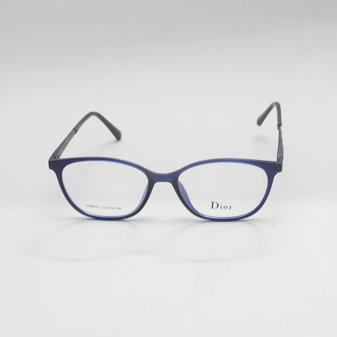 Black And Blue Dior Eyeglasses - Thebuyspot.com