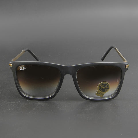 Black Square Shape R4808 Sunglasses - Thebuyspot.com