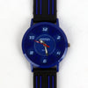 Black/Blue Strap Blue Dial C1098 Kids Watch