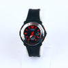 Black Strap Black/Silver Dial C1069 Kids Watch