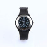 Black Strap Black/Silver Dial C1070 Kids Watch