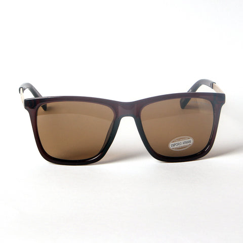 Brown Men Armani Sunglasses - Thebuyspot.com