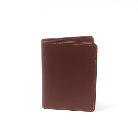 Brown Genuine Leather card holder - Thebuyspot.com