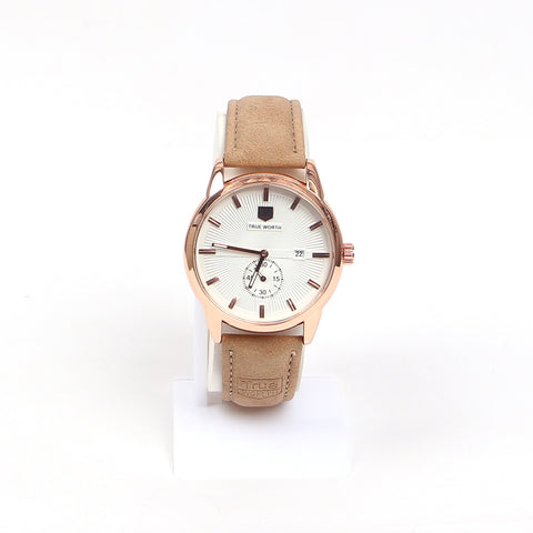 Camel Strap 1138 Men's Wrist watch