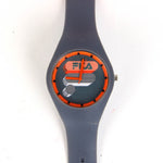 Grey Strap Grey/Orange Dial C1074 Kids Watch