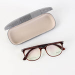 Brown Shade Oval Shape Eyeglasses