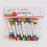 Birthday Party Blowouts Multi