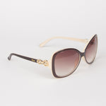Black & Brown Gradient Dior Sunglasses