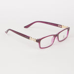 Pink And Black Gradient Chanel Eyeglasses - Thebuyspot.com