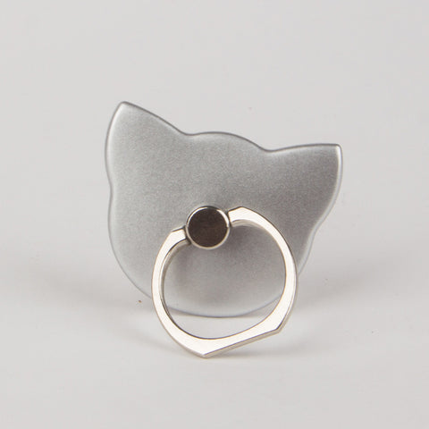 Cat Style Metal Finger Stand Holder - Thebuyspot.com