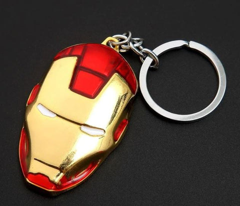 Iron Man Mask Toy Keychain - Thebuyspot.com