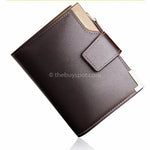 Mens Brown Baellerry Zipper Wallet