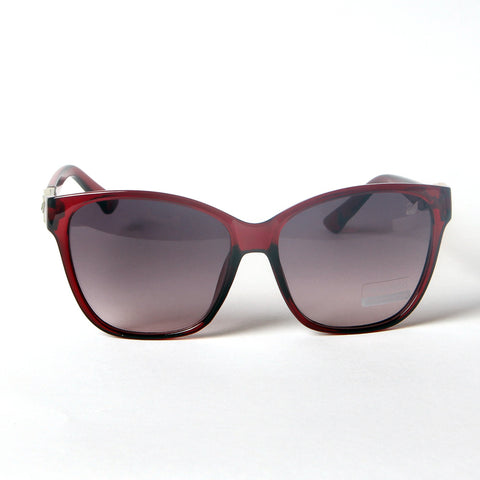 Red Wine Swarovski Sunglasses - Thebuyspot.com