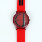 Red Strap Red Dial C1077 Kids Watch