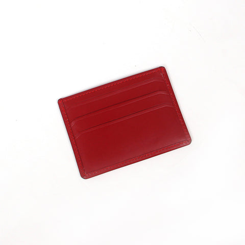Red two Sides Id Card Holder - Thebuyspot.com