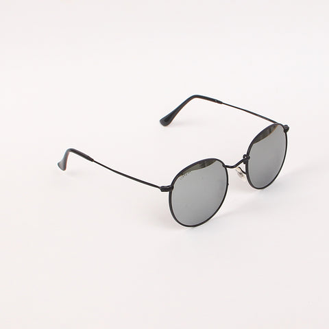Silver Shade RB3447 Round Sunglasses