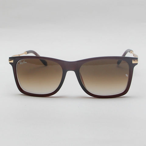 Square Brown Shaded 5408 sunglasses - Thebuyspot.com