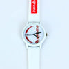 White Strap White Dial C1078 Kids Watch