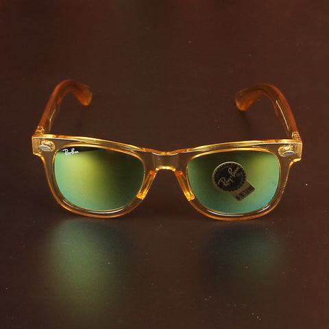 Yellow shaded 2140 Sunglasses - Thebuyspot.com