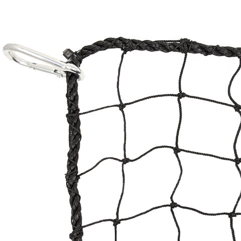 JFN #21 Nylon Baseball Backstop Net, Custom Size