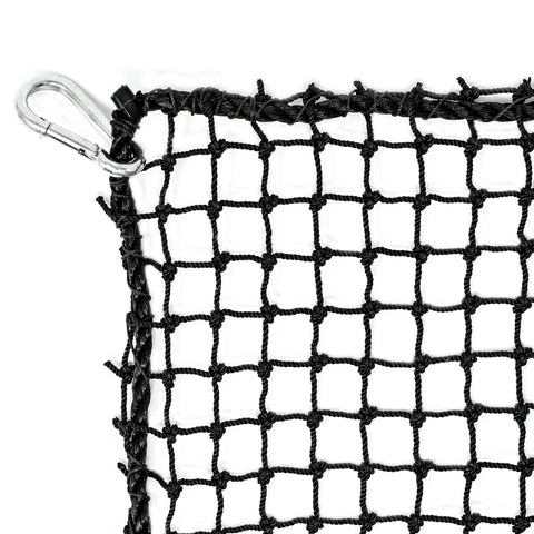 "JFN #24 3/4"" Mesh Nylon Pro High Impact Golf Net, Custom Size"