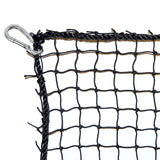 "JFN #18 1"" Mesh Nylon Golf Practice/Barrier Net, Custom Size"