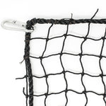 JFN #30 Nylon Lacrosse/Hockey Backstop Net, Custom Size