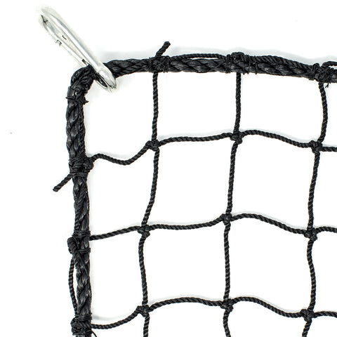 JFN #42 Nylon Baseball Backstop Net, Custom Size