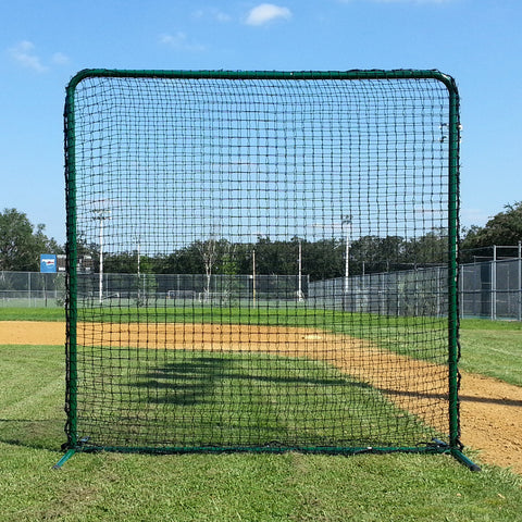 Dynamax Sports Pro 7' x 7' Square Screen Frame & Net