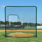 Dynamax Sports Pro 7' x 7' Softball Screen Frame & Net