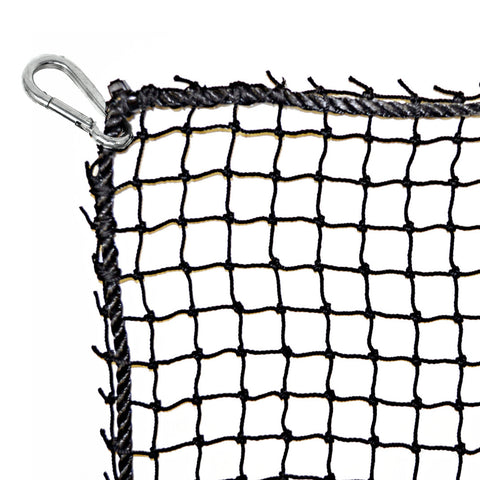 "JFN #18 3/4"" Mesh Nylon High Impact Golf Net, Custom Size"