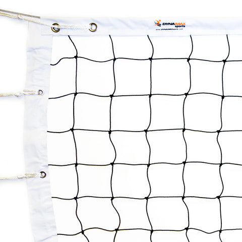 Dynamax Sports Super Pro I Volleyball Net, 3' X 32'