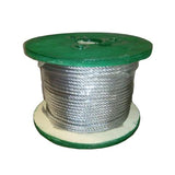 GALVANIZED, AIRCRAFT CABLE