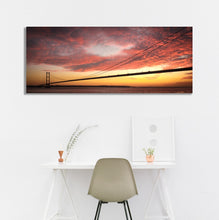 Load image into Gallery viewer, The Humber Bridge at Sunset