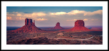 Load image into Gallery viewer, Sunset at Monument Valley