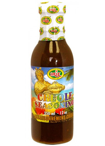 Irie Creole Seasoning Sauce 12 oz