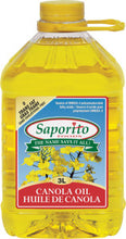 Load image into Gallery viewer, Saporito Canola Oil