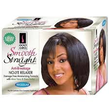 DOO GRO Smooth and Straight No-Lye Relaxer