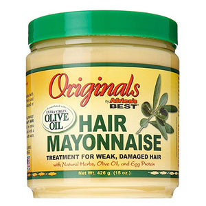 AFRICA'S BEST Originals Hair Mayonnaise -15oz