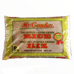 Mr. Gouda Parboiled Rice