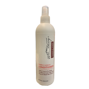 WET N WAVY Tangle Free Leave-In Conditioner